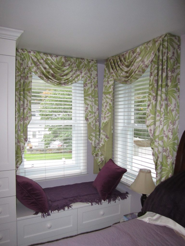 Valances For Windows With Blinds : Swags valances interior designer in stratford ct