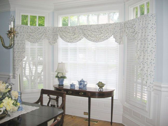 Wooden Valances For Windows
